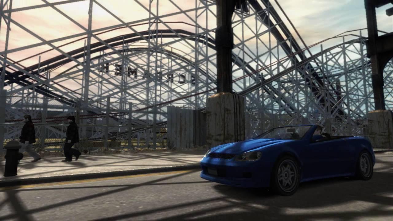 Fan-Made Movie Grand Theft Auto IV 2012 - YouTube